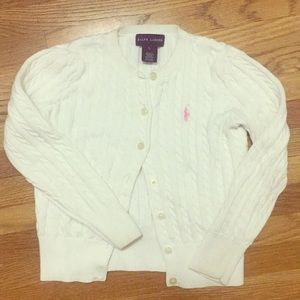 Ralph Lauren Kids Cardigan - Like new condition.